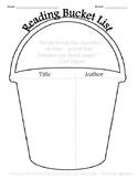 Reading Bucket List