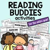 Reading Buddy Activities!