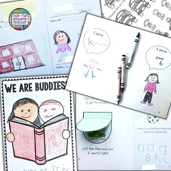Reading Buddies: Reading Buddy Activities for the year!