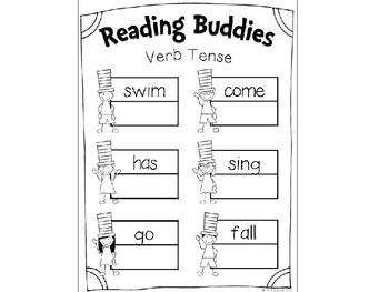 Reading Buddies {A Free Literacy Center}
