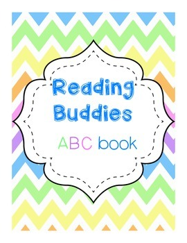 Reading Buddies ABC book