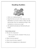 Reading Buddies Intro Sheet