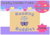 Reading Buddies Poster FREEBIE