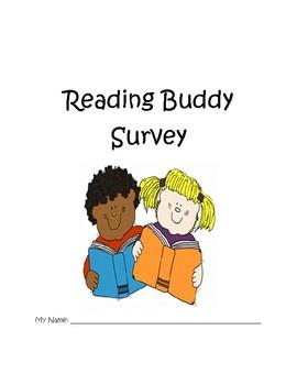 Reading Buddies Survey
