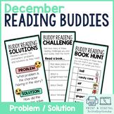 Reading Buddies   Winter Holiday Buddy Reading Activities