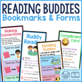 Buddy Reading Bookmarks & Reader Response Sheets