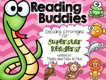 Reading Buddy Decoding Strategies
