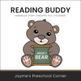 Reading Buddy - Grizzly Bear - Introduce Story Concepts -