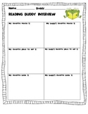 Reading Buddy Interview