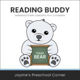 Reading Buddy - Polar Bear - Introduce Story Concepts - Ci