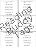 Reading Buddy Tags