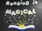 Reading is Magical Bulletin Board (Harry Potter)