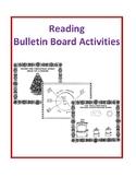 Reading Bulletin Board Activities Volume 1