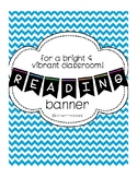 Reading Bulletin Board Banner