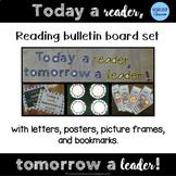 Reading Bulletin Board Set -- Today a reader, tomorrow a leader!