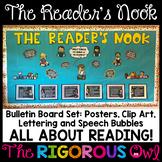 Reading Bulletin Board... The Reader's Nook