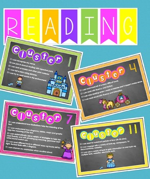 Reading Bump it Up Wall - Aligned with the NSW Literacy Co