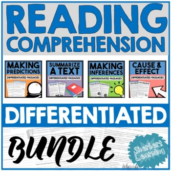 Reading Bundle Differentiated Passages - Predictions Infer