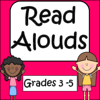 Teach Reading Comprehension with Read Alouds: Bundle
