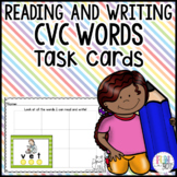 Reading and Writing CVC Words!