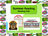 Activity: Summer Reading: Reading Cafe