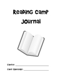 Reading Camp Journal