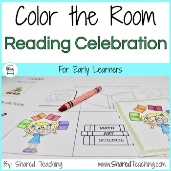 Reading Celebration Color the Room