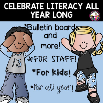Reading Celebrations!