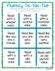 Reading Center Choice Boards and Activities