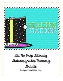 Reading Centers & Stations for the Primary Grades!