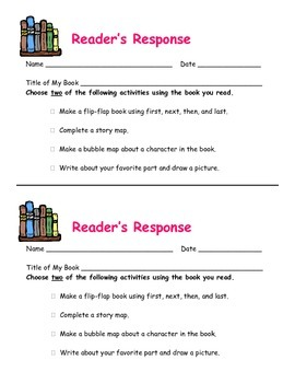 Reading Center Ideas