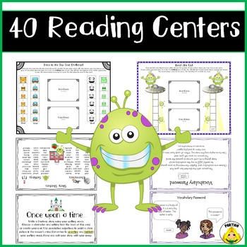 Reading Centers