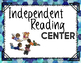 Reading Center Signs with I Can Statements: Editable!