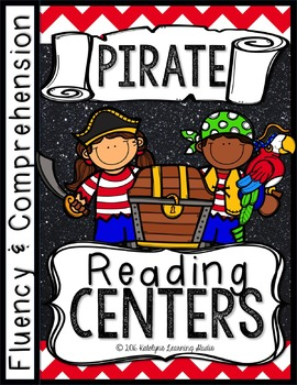 Fluency and Comprehension Reading Centers