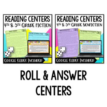 Reading Centers | Bundle: 40+ Reading Games