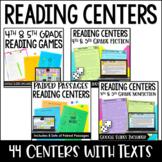 Reading Centers   Bundle: 40+ Reading Games