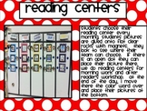 Reading Centers Management Board rotation