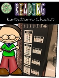 Reading Centers Rotation Chart