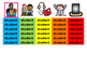 Reading Centers Rotation Editable Timed Slideshow