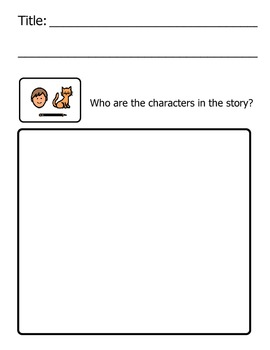 Reading Centers/Worksheets