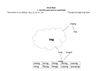 Reading Centre and Spelling activities-Grade 2