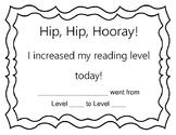 Reading Certificate Next Level Award
