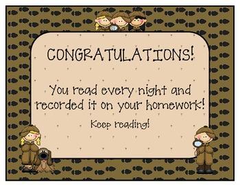 Certificates - Reading