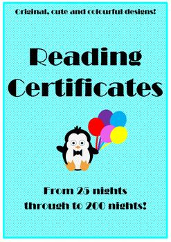 Reading Certificates