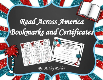 Reading Certificates and Bookmarks