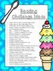 Reading Challenge--Ice Cream Style!