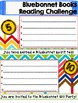 Reading Challenge - Library Notebooks