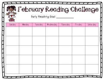 Reading Log- 9 Months