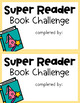 Reading Challenge - Printable Charts, Certificates, etc.