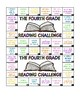 Reading Challenge Punch Card